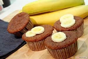 Bananenmuffins Ohne Mehl : s ss bananen muffin koch und ~ Lizthompson.info Haus und Dekorationen