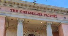 Alexis's Gluten Free Adventures: The Cheesecake Factory