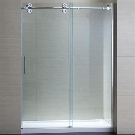 luxurious bedroom ideas sliding glass shower doors with frameless design lgilab