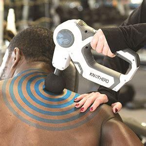 Amazon.com: Knot Hero Massage Gun for Athletes - Deep