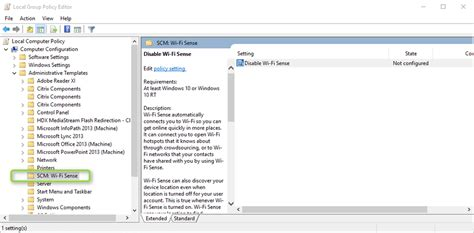 windows 10 policy templates policy template file for windows 10 wi fi sense anything about it