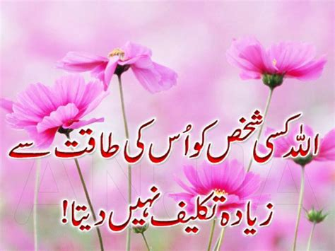 Islamic Wallpaper With Quotes In Urdu