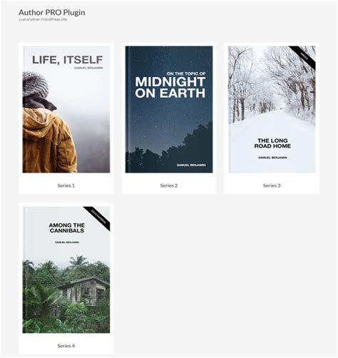 author page template genesis download grid view series template for author pro plugin