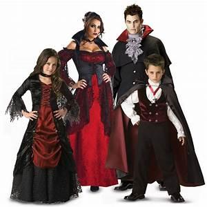 Halloween Kostüm Vampir : vampire family costumes events halloween costumes ~ Lizthompson.info Haus und Dekorationen
