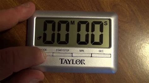 Kitchen Timer Translation by Product Review Kitchen Timer And Alarm Clock