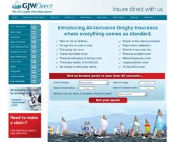 Boat Insurance Direct Line by All Inclusive Dinghy Insurance Sailing Today