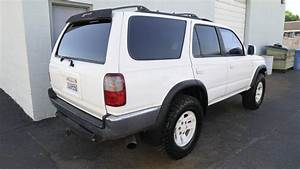 Fs  Pacsowest   4runner V6 5 Speed Manual Supercharged 4wd