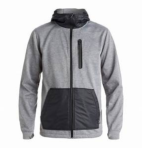 United Zip Up Technical Hoodie EDYFT03228 DC Shoes