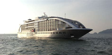 Floating Boat Hotel Gibraltar by Gibraltar S Sunborn Yacht Hotel Five Floating Hotel