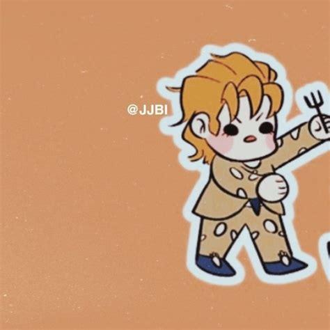 Jjba Matching Icons Caesar And Joseph In 2020 Jojo