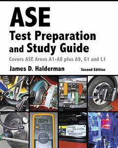 Halderman  Ase Test Prep And Study Guide  2nd Edition