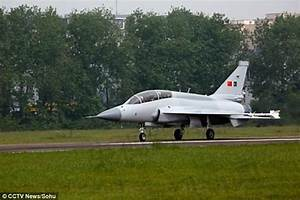 China's latest fighter jet takes maiden flight | Daily ...