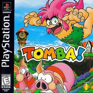 Tomba! cover – Hardcore Gaming 101