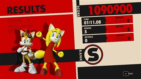 sonic forces sonic boom tv series tails  zooey mod