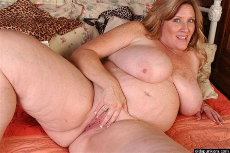 Chubby Mature Amateur Big Tits 1 For