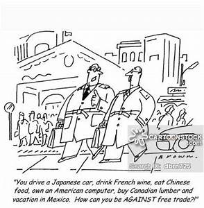 Free Trade Cartoons and Comics - funny pictures from ...