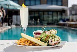 Your Lunch Break Never Looked So Good | The Pool House