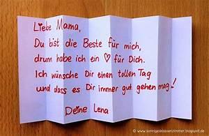 Geschenke Für Muttertag : muttertag muttertagsgeschenk basteln schreiben gedicht ~ A.2002-acura-tl-radio.info Haus und Dekorationen