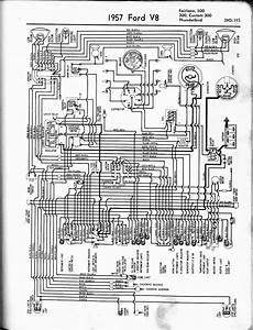 Ford Thunderbird Radio Wiring Diagrams