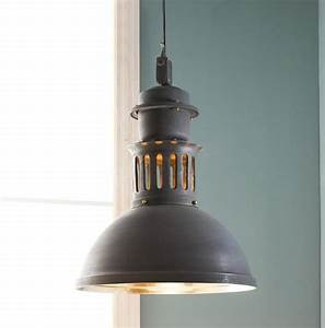 Large modern industrial warehouse pendant