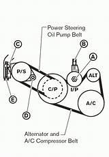 Dodge 3 5 Engine Serpentine Belt Diagram