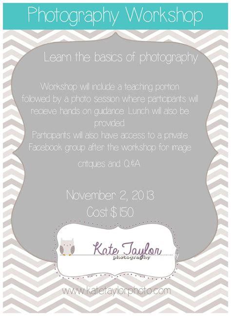 photography workshop johnson city tn photography class