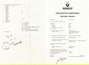 Certificat De Conformité Mercedes : je ne trouve pas le cnit l gislatif et admin vie pratique forum pratique ~ Gottalentnigeria.com Avis de Voitures
