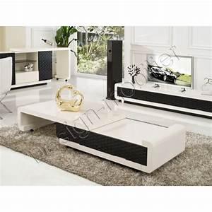 Table Pour Tv : meuble de tv meuble pas cher ~ Teatrodelosmanantiales.com Idées de Décoration