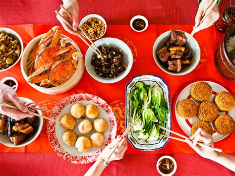 Celebrate Autumn Dinner by How To Host A Mid Autumn Festival Feast Serious Eats