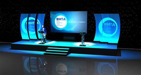 conference stage set design conferences   company