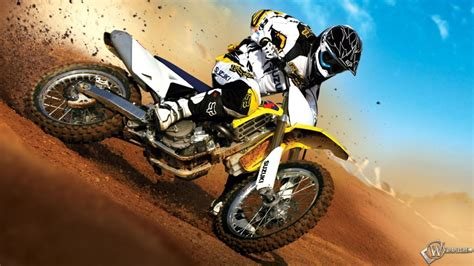 Racing Motocross Bike! Game About Bikes For Kids! Video