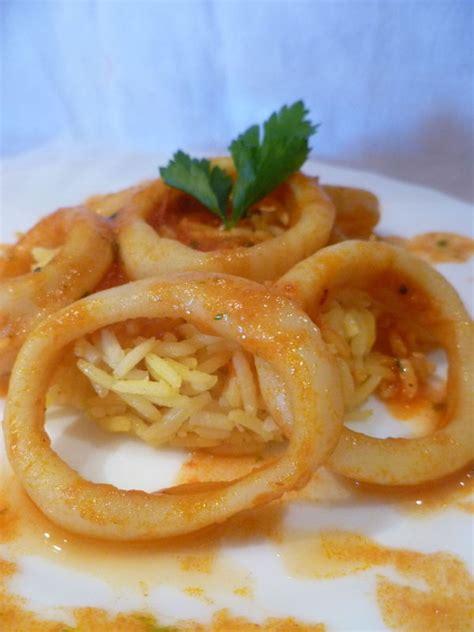 anneaux d encornets 224 la tomate l telier de stell