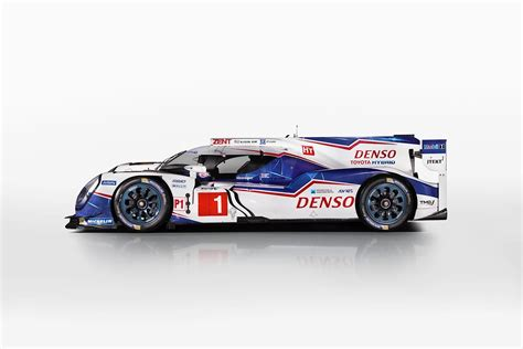 Toyota Uncovers The 2018 Ts040 Hybrid Le Mans Prototype