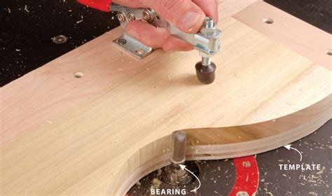 how to make a router template template routing popular woodworking magazine