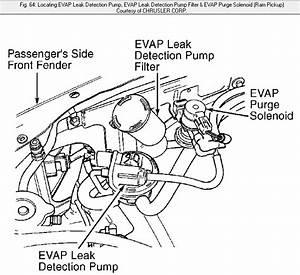 32 2003 Dodge Ram 1500 Evap System Diagram