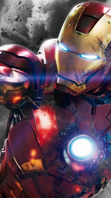 iron man comics wallpaper
