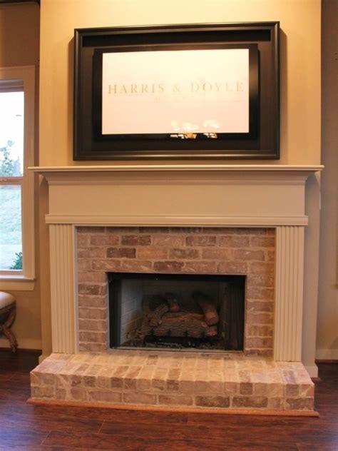 brick fireplace decocurbs com amazing home interior design