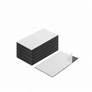 Adhesive business card magnet sheets magnets by hsmag for Business card magnets wholesale