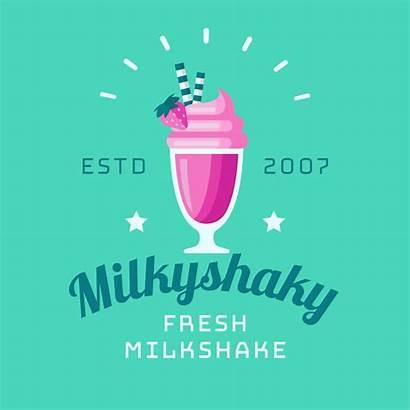 Milk Shake Vector Shaky Milky Shakes Clipart