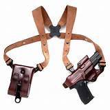 Jack ass shoulder holster