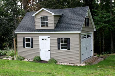 Amish Garages For Sale   Amish Garage Builders   Backyard ...