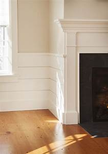 Paint Colors Wainscot Detail Wood Floor Mendenhall