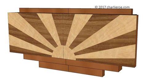 cabinet rising sun vintage new deco 2 door cabinet cupboard bar or sideboard 5070