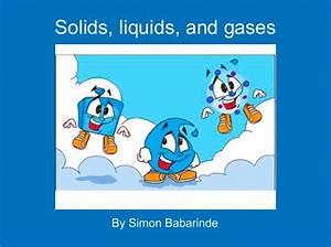 U0026quot Solids  Liquids  And Gases U0026quot