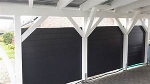 Carport Verkleidung Kunststoff : sichtschutzzaun kunststoff hier ab werk auf ma kaufen ~ Frokenaadalensverden.com Haus und Dekorationen