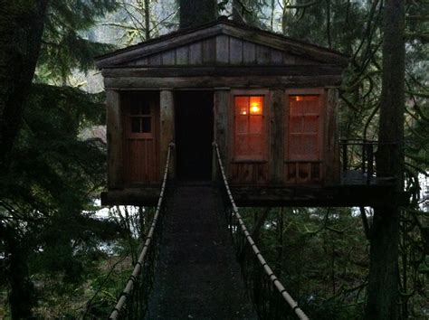 Lighthouse, Treehouse, Tiny House