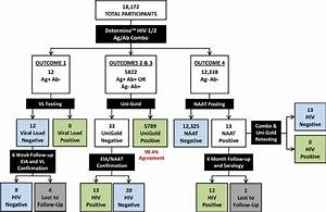 Flow Chart Showing Summary Of Shims Hiv Testing Algorithm