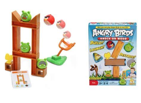 angry birds gioco da tavolo mattel giocattolini