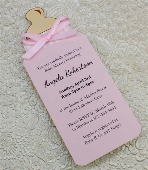 Baby Shower Invite Ideas - 25 best ideas about baby shower invitations on