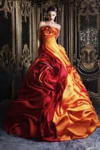 how to bustle a lace wedding dress rami kadi couture 2012 2013 wedding inspirasi